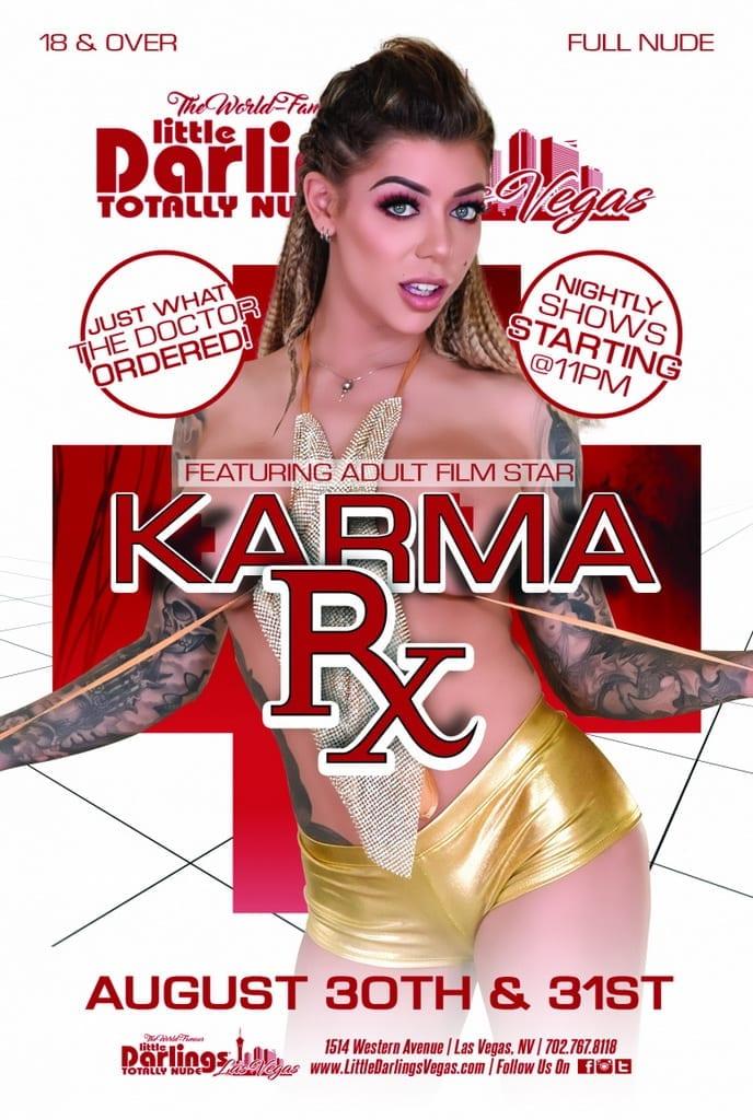 Karma Rx at Little Darlings