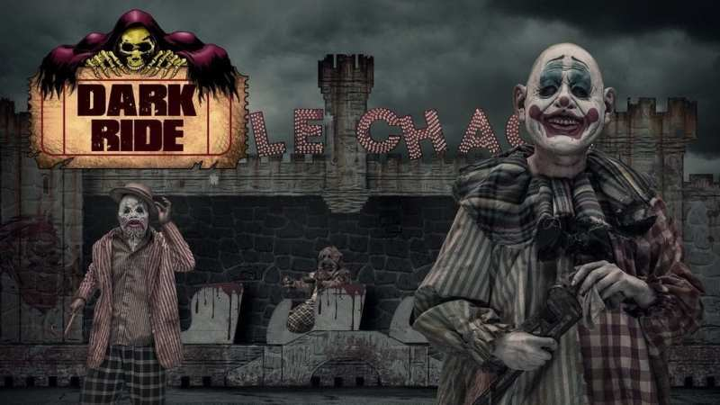 Knott's Scary Farm - Dark Ride