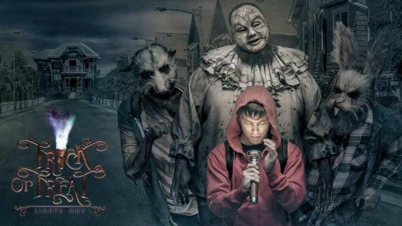 Knott's Scary Farm - Trick or Treat