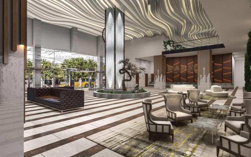 Majestic Las Vegas Lobby