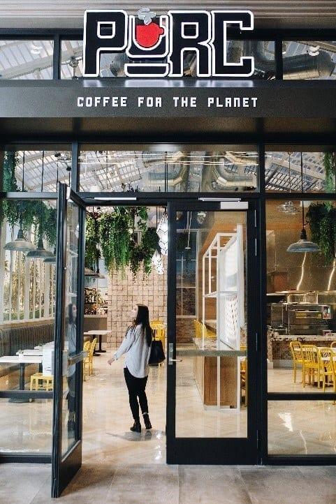 Planet 13 - Purc Coffee Shop