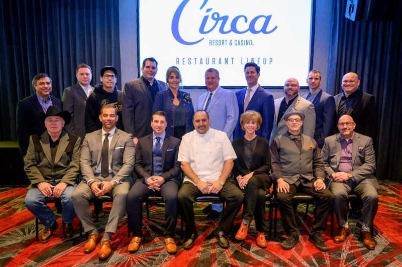 Circa Resort Restaurant Lineup Includes Saginaw's Delicatessen, Barry's Downtown Prime, 8 East, Victory Burger & Wings Co. and Project BBQ