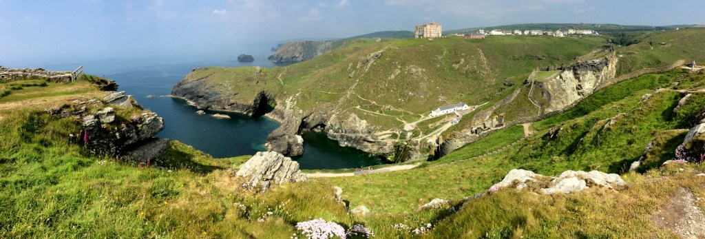 I recently ticked Tintagel, Cornwall off my bucket list: June 2016