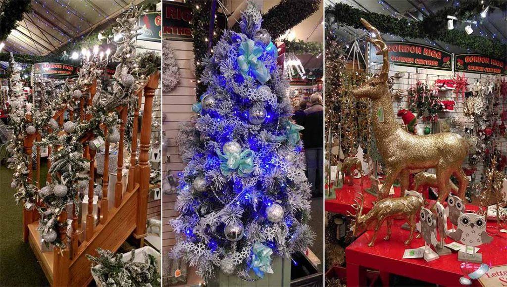 Christmas Displays at Gordon Rigg Garden Centre, Walsden, West Yorkshire; from a travel blog by www.traveljunkiegirl.com