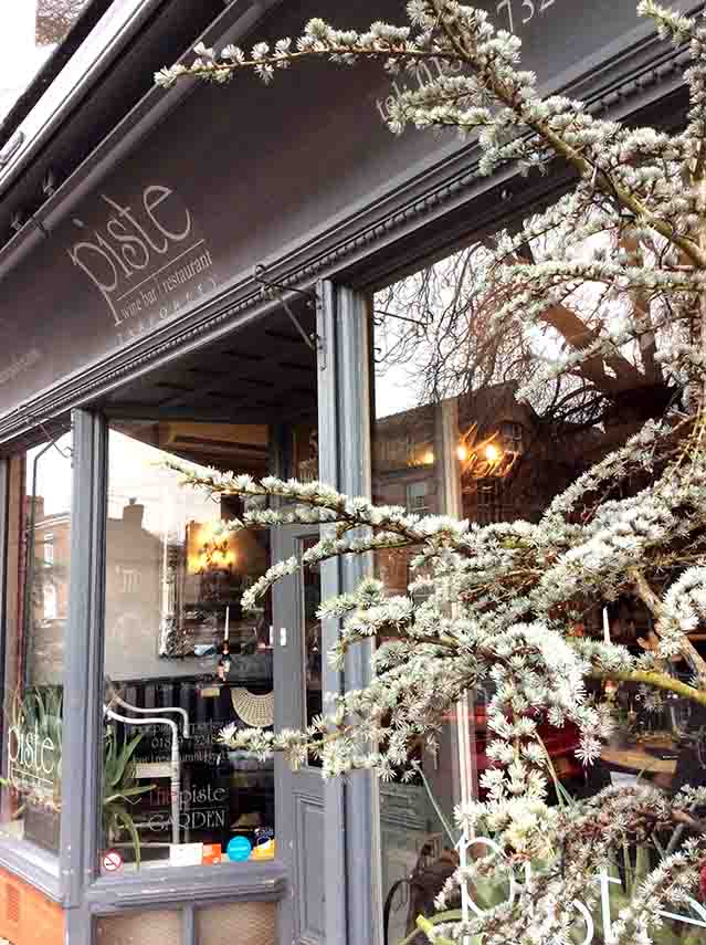 Piste Restaurant in Tarporley, Cheshire, UK; from a travel blog by www.traveljunkiegirl.com