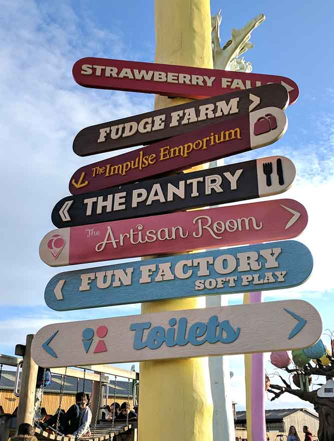 Visiting the Cheshire Ice Cream Farm, from a travel blog by www.traveljunkiegirl.com