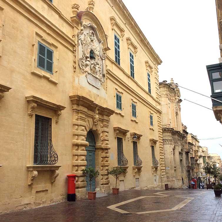 Valletta in Malta, from a travel blog by www.traveljunkiegirl.com