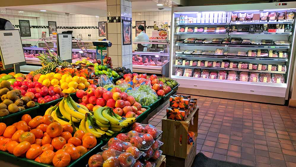 Hollies Farm Shop, Cheshire; from a travel blog by www.traveljunkiegirl.com