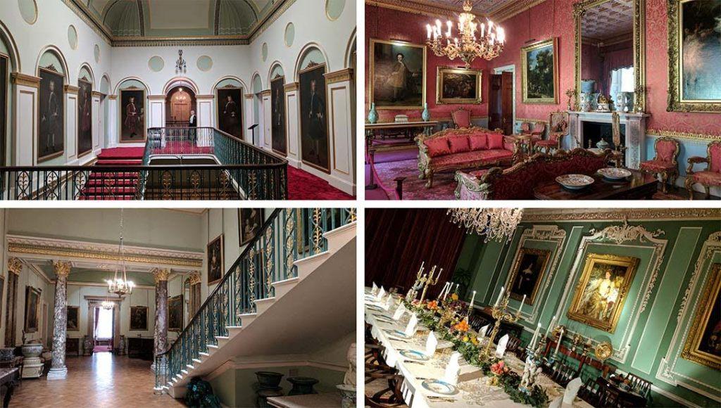 Tatton Park Hall Interiors, Cheshire, England; from a cultural travel blog by www.traveljunkiegirl.com