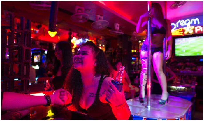 Sex Tourism in thailand pattaya