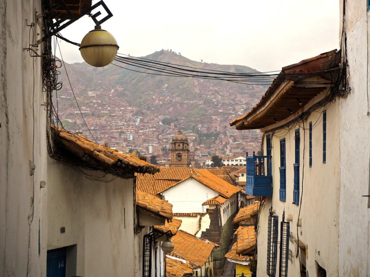 كوزكو في بيرو