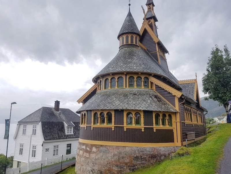 المناطق التاريخية غرب النرويج