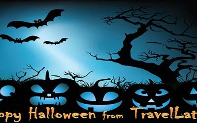 Happy Halloween from TravelLatte