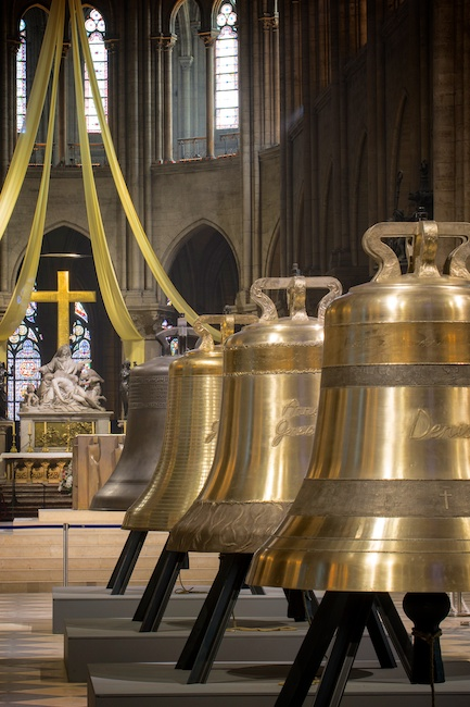The Bells of Notre Dame