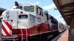 TRE Locomotive 123
