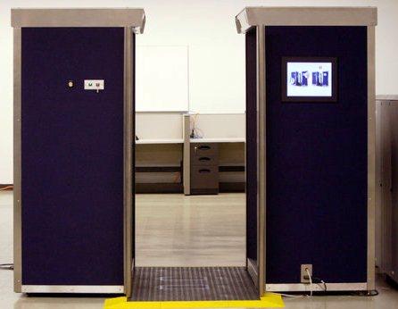 Airport X-Ray Machine