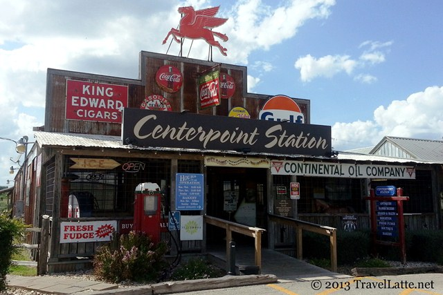 Delicious Texas Dining at Centerpoint Station via @TravelLatte.net