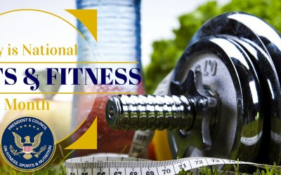 National Sports & Fitness Month via @TravelLatte