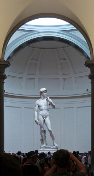 Michelangelo's David - Birth & Death of the Renaissance via @TravelLatte.net