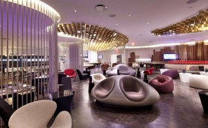 Virgin Atlantic Clubhouse at JFK