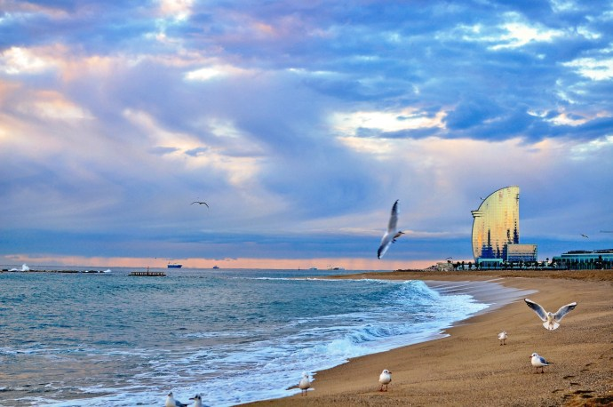 Photo: Barcelona Beaches
