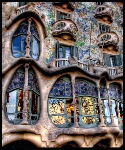 Photo: Casa Batllo