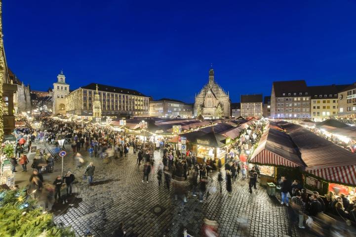 Photo: Nuremberg Christkildmarkt