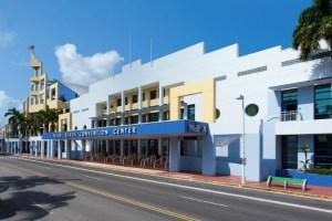 Photo: Miami Beach Convention Center