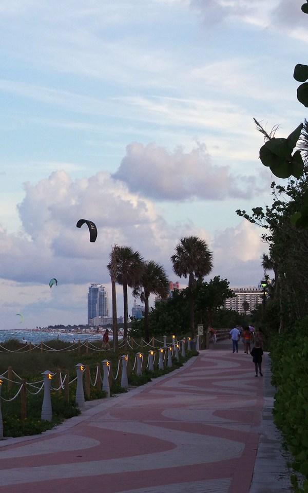 Photo: Miami Beach Boardwalk