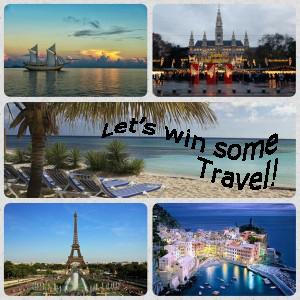 Dream Destinations - Let's Win Some Travel - TravelLatte.net