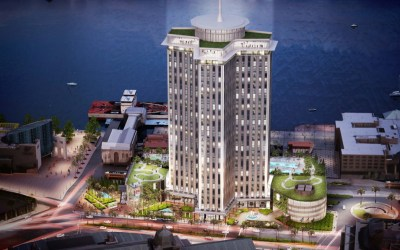 Illustration of Four Seasons New Orleans