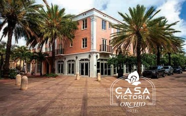 Exploring Iconic Miami Beach Destinations - Casa Victoria Orchid on Espanola Way