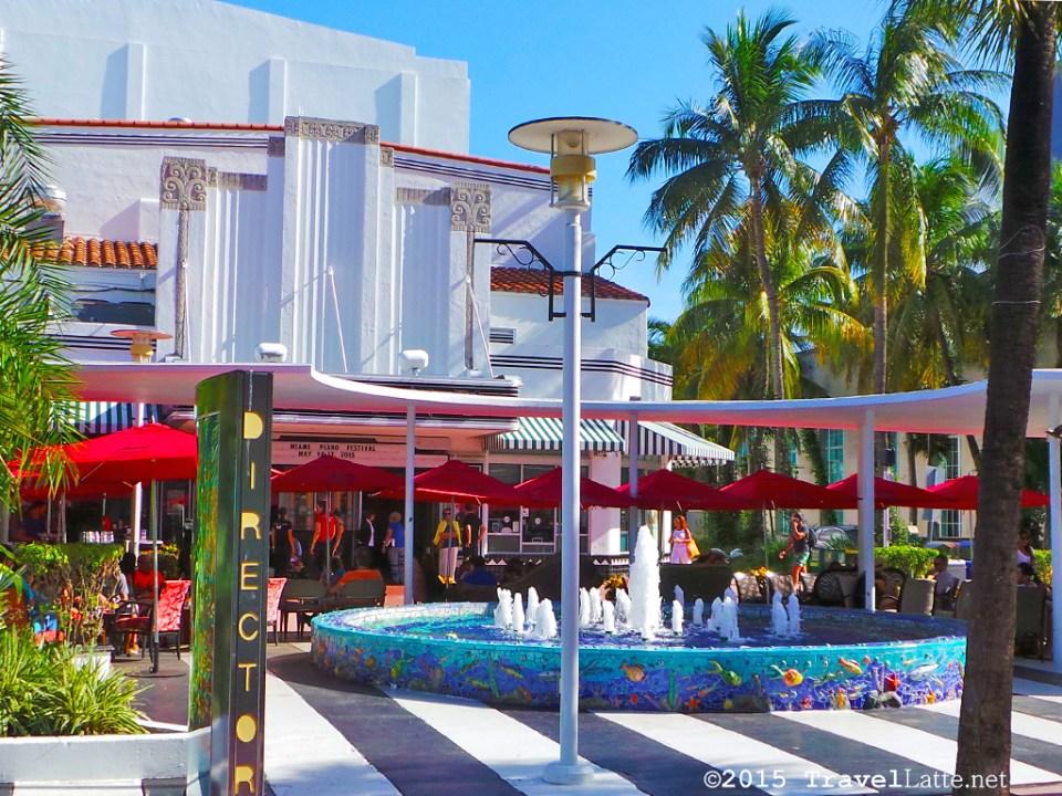 Exploring Iconic Miami Beach Destinations - Lincoln Road Art Deco Fountains