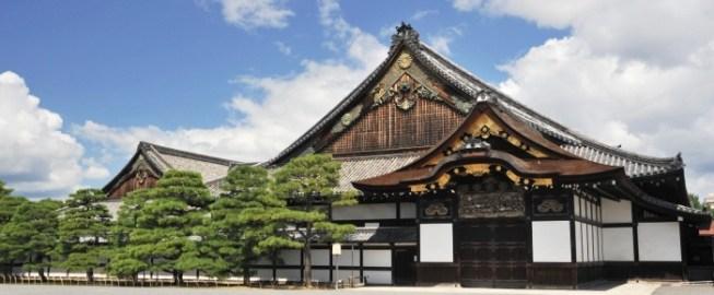 Photo: Nijo-jo Castle, Kyoto
