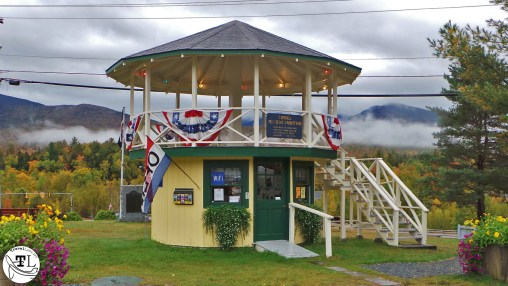 Carroll Memorial Bandstand and Chamber of Commerce
