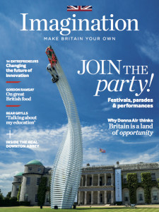 Imagination Great Britain Magazine