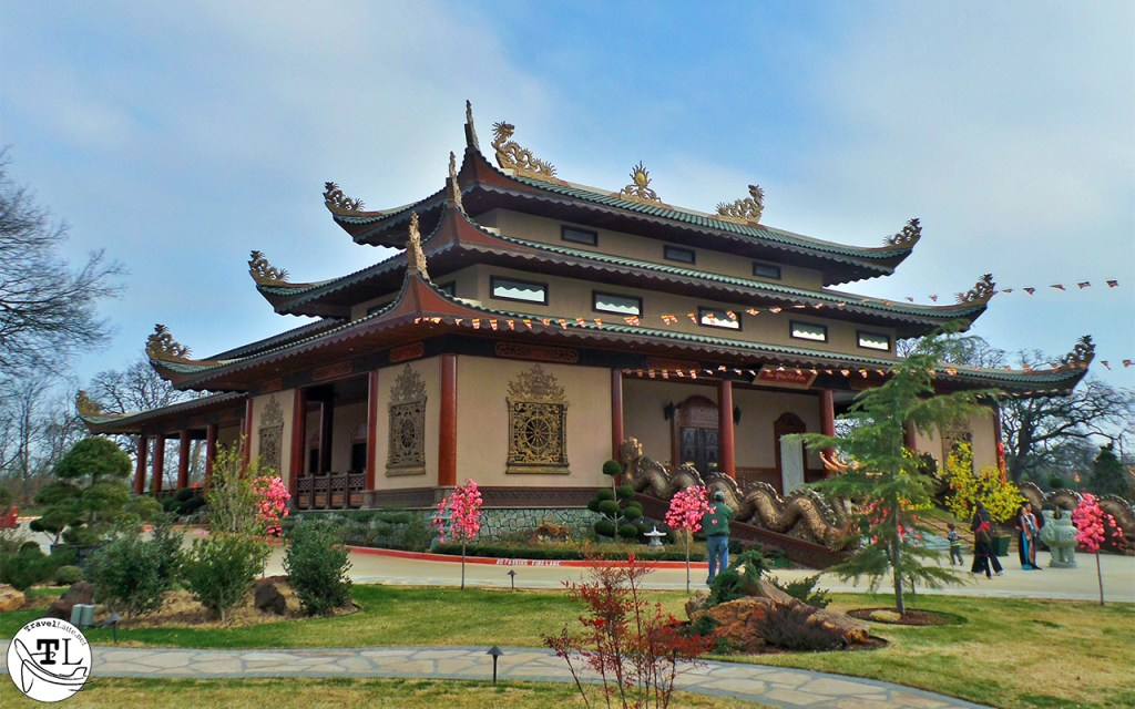 Tet in Texas: Chua Huong Dao Temple via @TravelLatte.net