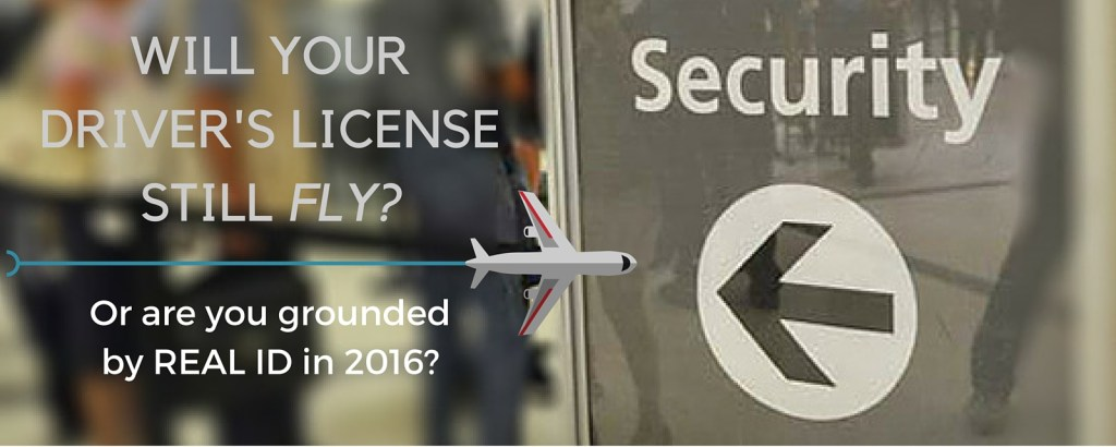Will your Driver's License still fly? Via @TravelLatte