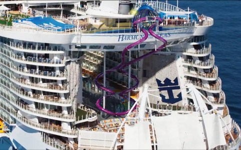 Ultimate Abyss on Harmony of the Seas, via @TravelLatte.net