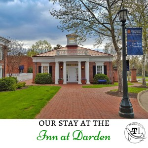 Our Stay at the Inn at Darden via @TravelLatte.net