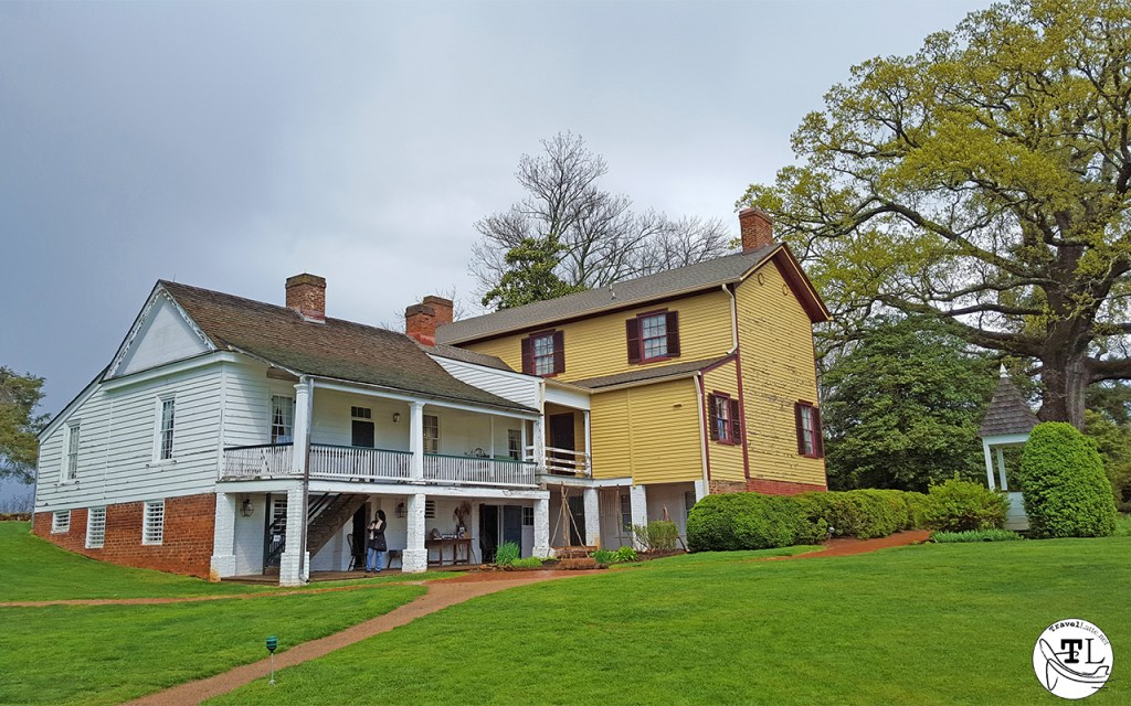 James Monroe's Highland - Presidents Day Road Trip via @TravelLatte