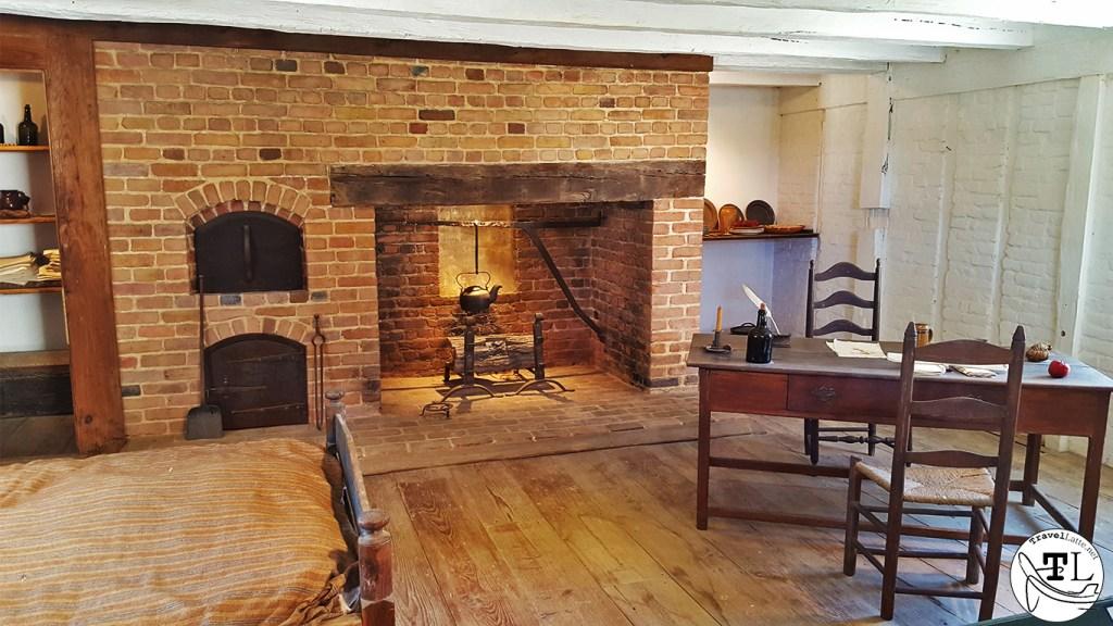 Gardner's Home at Mount Vernon - Touring Mount Vernon via @TravelLatte.net