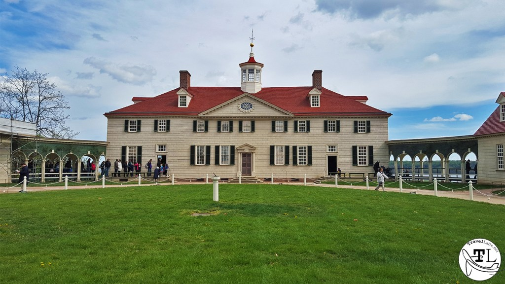 George Washington's Mount Vernon - Presidents Day Road Trip via @TravelLatte