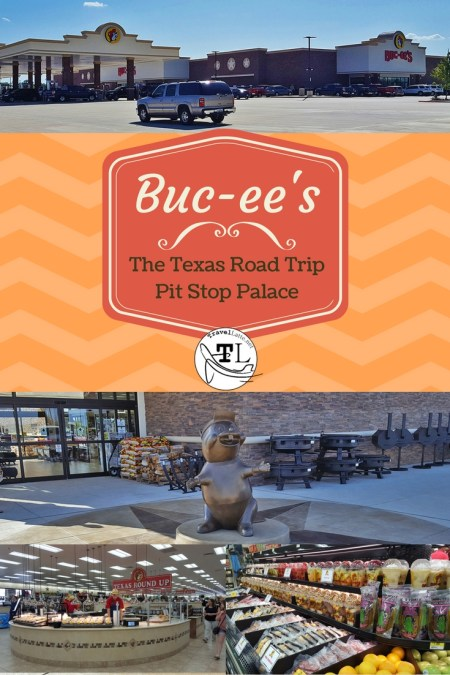 Buc-ee's, the Texas Road Trip Pit Stop Palace, via @TravelLatte.net