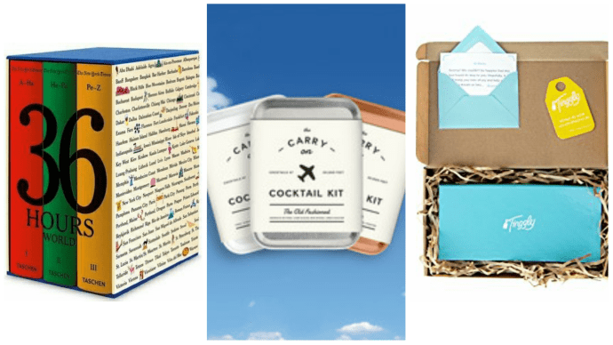 A Trio Presents from the Holiday Gift Guide via @TravelLatte.net