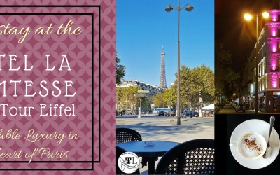 Our Stay at the Hotel la Comtesse via @TravelLatte.net