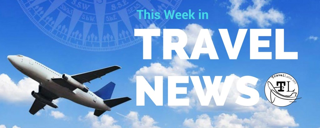 This Week in Travel News via @TravelLatte.net