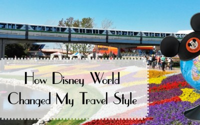 How Disney World Changed My Travel Style via @TravelLatte.net
