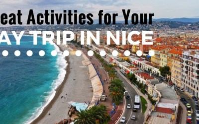 A Nice Day Trip to Nice (France) via @TravelLatte.net