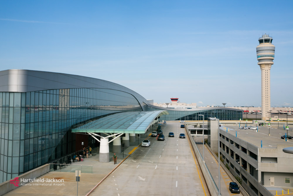 Hartsfield-Jackson Atlanta Airport in This Week in Travel News via @TravelLatte.net